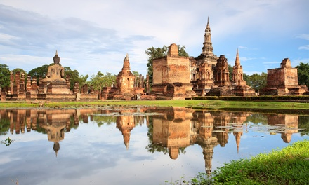 ✈ 10-Day Thailand Tour w/Air from Affordable Asia. Price/Person Based on Double Occupancy (Buy 1 Groupon/Person).