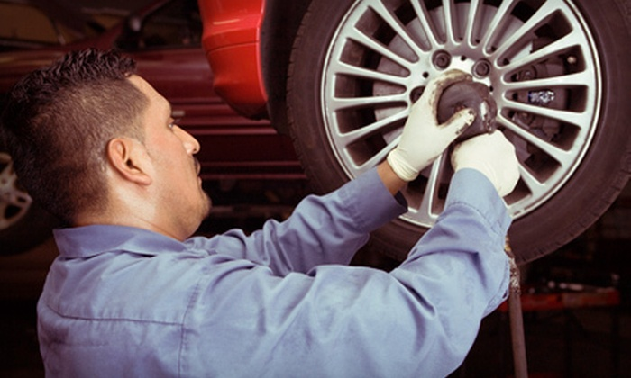 Arandas Tires & Rims - West and Near West Side,Wicker Park,West Town: One, Two, or Four Tires with Installation and Balancing at Arandas Tires & Rims (Up to 60% Off)