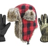 Weatherbeaters Men's Hats and Gloves