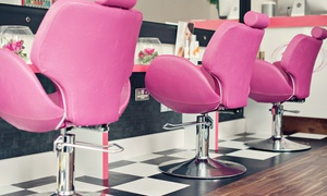 Blo Out & Refresh: Wash, Cut, Blow-Dry and L'Anza Conditioning Treatment with Refreshments at Blo Out & Refresh