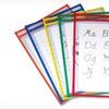 $8.99 for Dry-Erase Homework Pouches