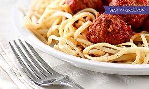 Theresa's Restaurant: $30 for $50 Worth of Italian Food at Theresa's Restaurant