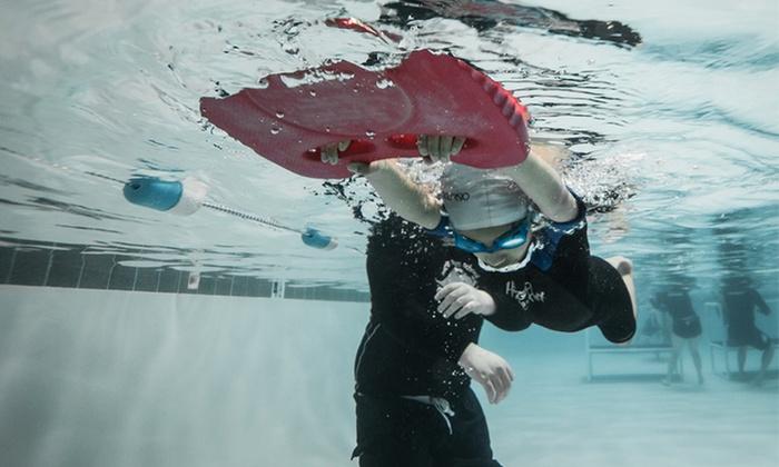 Boost Swim School - Folsom: $49 for Four Weeks of Swim Classes at Boost Swim School (formerly Marlin Swim School) ($85 Value)