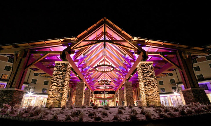 Mount Airy Casino Resort - Paradise: $99 for a One-Night Stay at Mount Airy Casino Resort in the Pocono Mountains (Up to $219 Value)