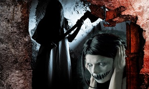 Chambers of Terror!: $24 for VIP Admission for Two to Chambers of Terror! ($30 Value)