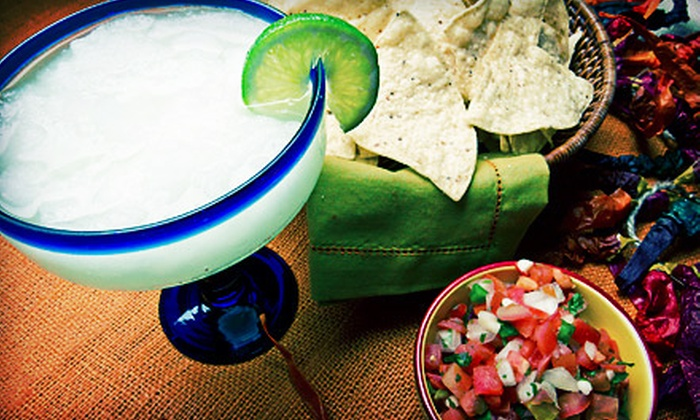 San Luis III - High Point: Mexican Meal with Margaritas for Two or Four at San Luis III (Up to Half Off)