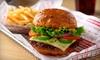 Smashburger - Westwood: $6 for $12 Worth of Burgers and American Fare at Smashburger