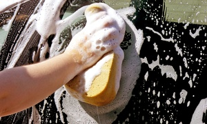 Special Car Wash: One, Three, or Five Groupons, Each Good for One Hot Lava Car Wash with Wax at Special Car Wash (Up to 50% Off)