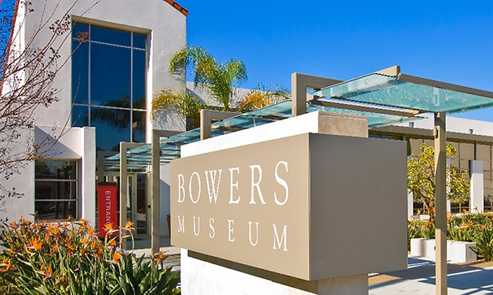 Bowers Museum of Cultural Art - Santa Ana: General Admission for Two or Four to Bowers Museum of Cultural Art (Up to 52% Off)