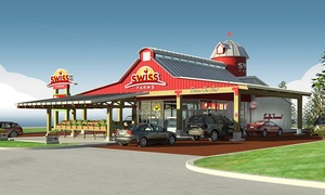 Swiss Farms: $5 for $10 Worth of Groceries at Swiss Farms Drive-Thru Market