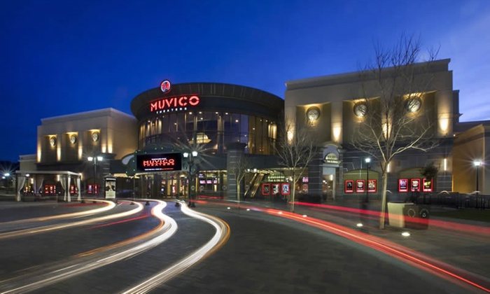 Muvico Thousand Oaks 14 - Muvico Theaters Thousand Oaks 14: Premier VIP Movie Tickets for Two with Optional Appetizer and Two Glasses of Wine at Muvico Thousand Oaks 14 (Up to 49% Off)