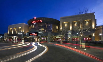 Premier VIP Movie Tickets for Two with Optional Appetizer and Two Glasses of Wine at Muvico Thousand Oaks 14 (Up to 49% Off)