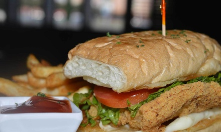 $11 for $20 Worth of Cajun Food — The Quarter New Orleans Style Kitchen and Tap Room