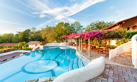 groupon daily deal - 3-, 4-, or 5-Night Stay for Two at Pelican Eyes Resort & Spa in San Juan del Sur, Nicaragua. Combine Up to 10 Nights.