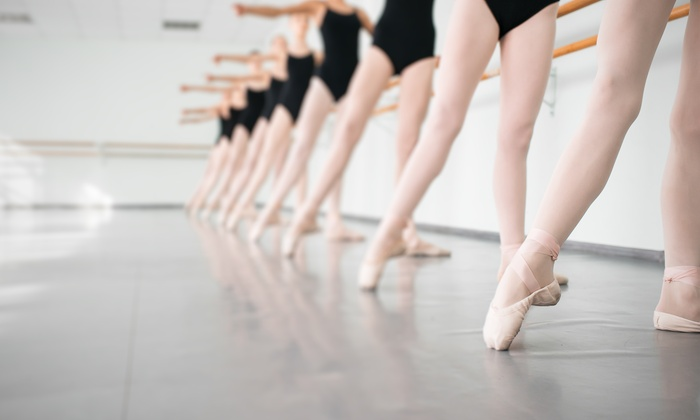 Precision Dance Conservatory - Olive Tree: $19 for $75 Worth of Services — Precision Dance Conservatory