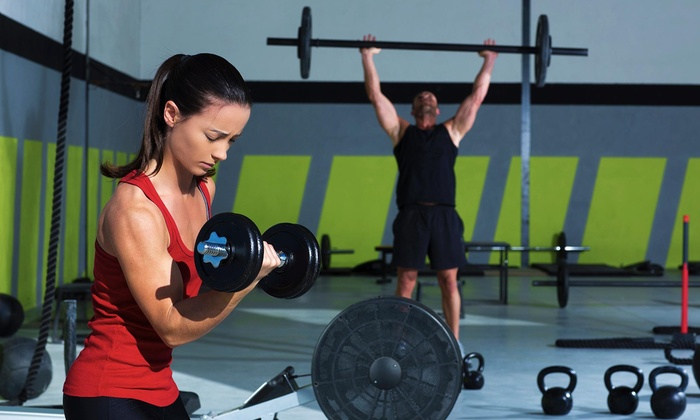 CrossFit Unveiled - Northglenn: One Month of Unlimited CrossFit Classes from Crossfit Unveiled (65% Off)