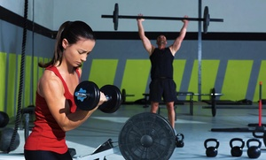 CrossFit Unveiled: One Month of Unlimited CrossFit Classes from Crossfit Unveiled (65% Off)