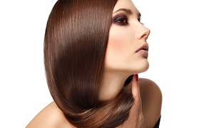 InStyle Salon Spa: Keratin Hair Smoothing Treatment at InStyle Salon Spa (Up to 73% Off)