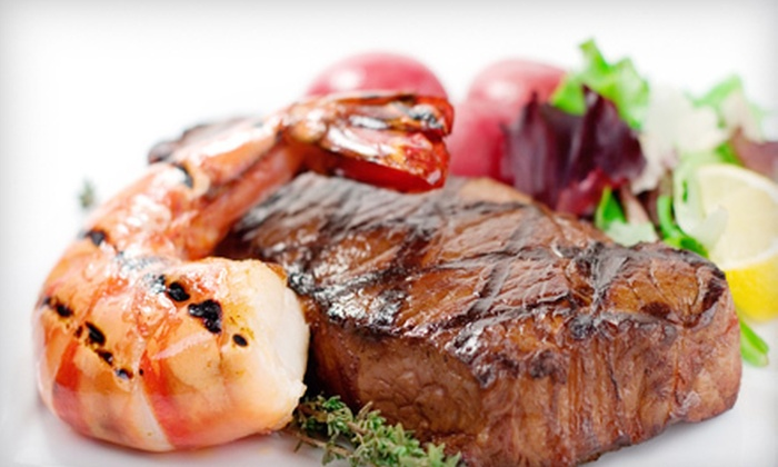 Stirling's Restaurant at Crowne Plaza Valley Forge - King of Prussia: $25 Worth of Steak-House Cuisine