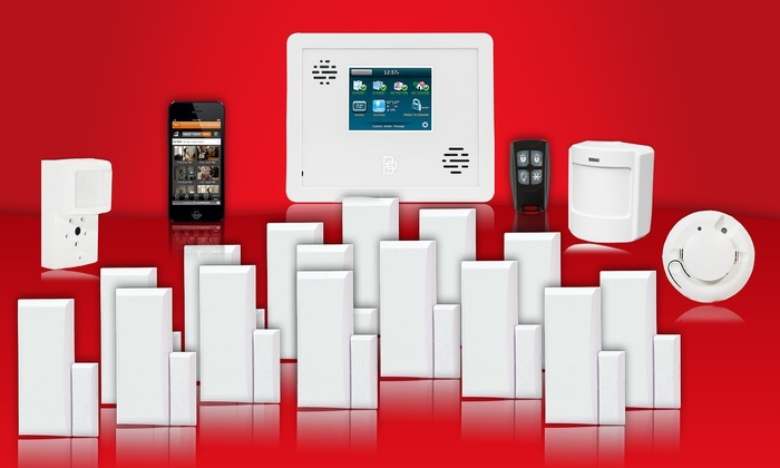 Security One Alarm - Lakeview: Home-Security Packages from Security One Alarm (Up to 92% Off). 36-Month Subscription Required for All Packages.