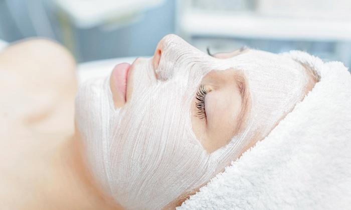 Bei Capelli Salon - Mandeville: Custom Facial Mask at Bei Capelli Salon (45% Off)