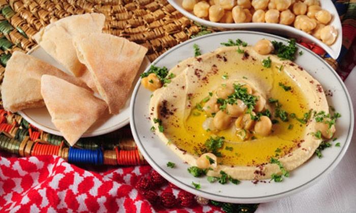Mijana Phoenix - Tempe: $15 for $30 Worth of Lebanese Fare at Mijana in Tempe