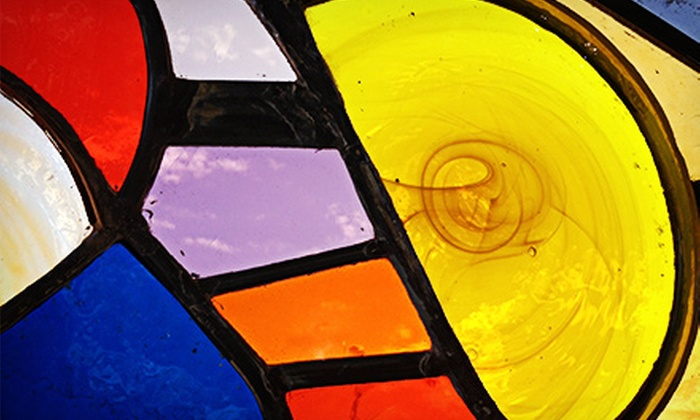 Tulsa Stained Glass: 3, 5, or 10 Groupons, Each Good for One Art Smart Challenge Competition Entry at Tulsa Stained Glass (Up to 54% Off)