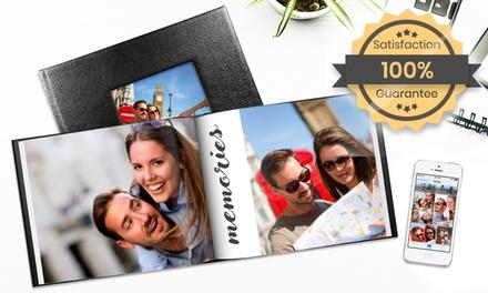 """1 o 2 o álbumes de fotos """"Lorenzo"""" de 20, 40, 60 o 100 páginas con PrinterPix"""