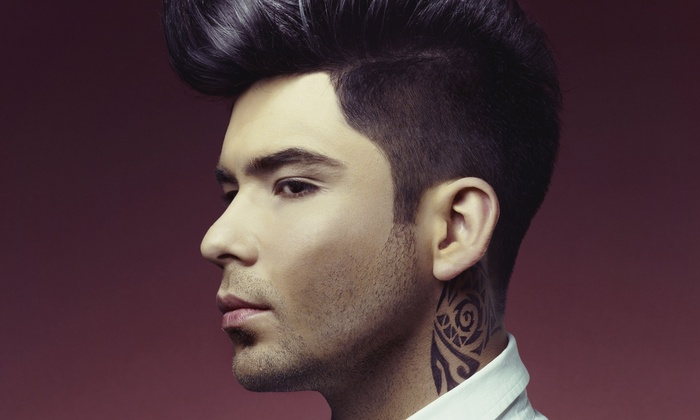 Ne Styles - Winter Park: Men's Haircut with Shampoo and Style from NEStyles (60% Off)