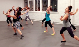 Consuming Kinetics Dance Company: Six or 12 Dance Classes at Consuming Kinetics Dance Company (Up to 57% Off)