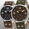 Stührling Original Men's Aviator Watch