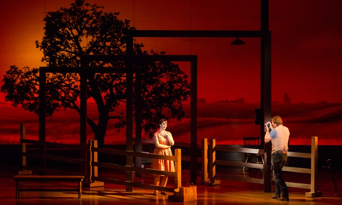 """The Bridges of Madison County - Schuster Center: """"The Bridges of Madison County"""" on March 15–20"""