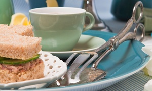 The Caeffatri: Afternoon Tea For Two or Four at The Caeffatri Bar & Grill