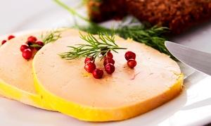 Le Schlossberg: Menu au choix pour 2 personnes dès 39,90 € au restaurant Le Schlossberg