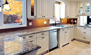Dream Home Remodeling and Paint: Remodeling Consult, or Refinishing of 10 Cabinets and 5 Drawers from Dream Home Remodeling and Paint (Up to 88% Off)
