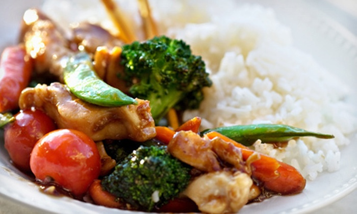 Lily Kai's - Tiburon: $10 for $20 Worth of Chinese Cuisine and Non-Alcoholic Drinks at Lily Kai's in Tiburon