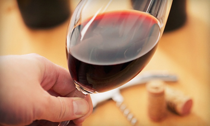 Red River Winery Tours - Dallas: $279 for Wine Tour Experience for Six in Limo with Lunch Provided from Red River Winery Tours ($594 Value)