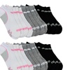 12-Pack of Puma Women's Non-Terry Low-Cut Socks
