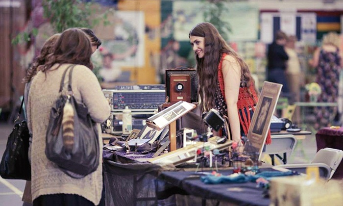 Market Collective - Brook Run: Four-Weekend Festival Pass for One, Two, or Four to Market Collective (Up to 51% Off)