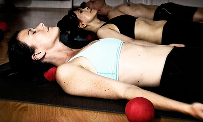 The Backhealer - Kitsilano: Three Group Backhealer Sessions for One or Two at The Backhealer (Up to 73% Off)