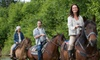 Lost Creek Ranch - Ellsworth: Trail Ride, Ranch Outing with Wine Tasting, or Kids' Birthday Party at Lost Creek Ranch in Ellsworth (Up to 55% Off)