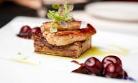 Two-Course Lunch With Wine For Two at No6 Restaurant (43% Off)