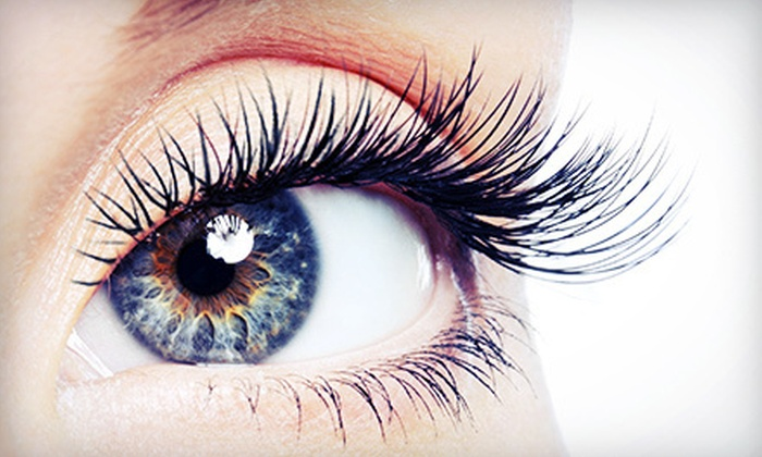 Brittney Ford Hair Styling - Broadmoor-Broadway: One Set of Eyelash Extensions with Option for Refill at Brittney Ford Hair Styling (Up to 61% Off)