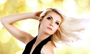 Donna Hanson at Kallisto Salon & Spa: Haircut Package with Optional Partial or Full Highlights from Donna Hanson at Kallisto Salon & Spa (Up to 68% Off)