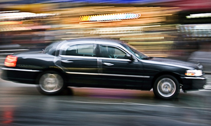 Five Star Limo Car Service Inc. - New York City: Transportation to or from LaGuardia, JFK, or Newark Airport from Five Star Limo Car Service Inc. (Up to 62% Off)