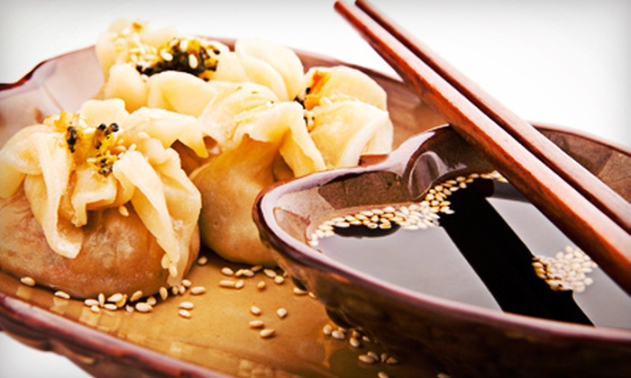 Blue Ginger Asian Bistro - Northeast Arcadia Lakes: $10 for $20 Worth of Chinese, Thai, and Hibachi Food at Blue Ginger Asian Bistro
