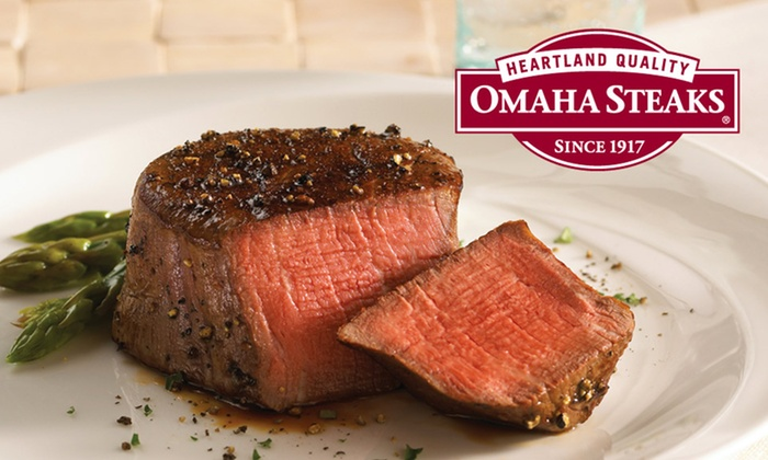 Omaha Steaks Grilling Combos: Omaha Steaks Grilling Combo Packs With Free Shipping from $44.99–$74.99