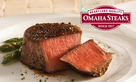 Omaha Steaks Grilling Combo Packs With Free Shipping from $44.99–$74.99