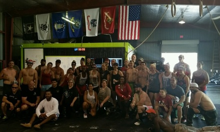 Up to 54% Off Boot Camp Classes at CrossFit Winter Haven