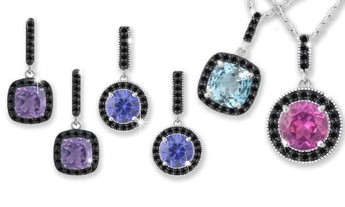 Black Spinel Jewelry: $19.99 for Black Spinel and Gemstone Jewelry ($75 List Price). 16 Options Available. Free Shipping and Free Returns.